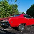 1969 Buick Gs by Steve Harrington