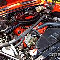 1969 Chevrolet Camaro Rs - Orange - 350 Engine - 7567 by Gary Gingrich Galleries