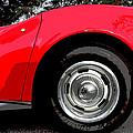 1969 Chevrolet Corvette Stingray - Vi by Aurelio Zucco