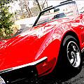 1969 Chevrolet Corvette Stingray - X by Aurelio Zucco