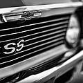 1969 Chevy Nova Ss  by Gordon Dean II