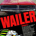 1969 Dodge Charger R/t by Digital Repro Depot