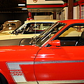 1969 Ford Mustang Boss 302 5d25667 by Wingsdomain Art and Photography