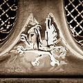 1969 Iso Grifo Emblem by Jill Reger
