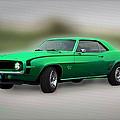 1969 L89 Camaro by Bill Cannon