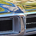 1969 Pontiac Firebird 400 Grille by Jill Reger