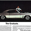 1969 Pontiac Firebird 400 - The Graduate by Digital Repro Depot