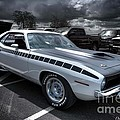 1970 Aar Barracuda by David B Kawchak Custom Classic Photography