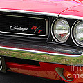 1970 Challenger Grill by Mark Spearman