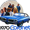 1970 Dodge Coronet 500 by Digital Repro Depot