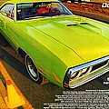 1970 Dodge Coronet Super Bee by Digital Repro Depot