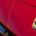 1971970 Ferrari 365 Gtb-4 Daytona Berlinetta Hood0  Ferrari 365 Gtb-4 Daytona Berlinetta Hood Emblem by Jill Reger