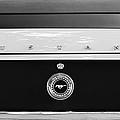 1970 Ford Mustang Boss 302 Fastback Taillight Emblem by Jill Reger