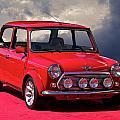 1970 Morris Mini Cooper by Dave Koontz
