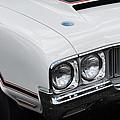 1970 Olds Cutlass 442  by Gordon Dean II