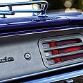 1970 Plum Crazy Purple Plymouth 'cuda by Gordon Dean II