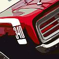 1970 Plymouth Barracuda 'cuda 340 by Gordon Dean II