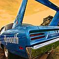 1970 Plymouth Road Runner Superbird by Gordon Dean II