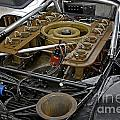 1970 Porsche 917k Engine by Tad Gage