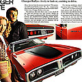 1971 Dodge Charger Rallye by Digital Repro Depot