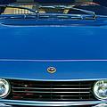 1971 Fiat Dino 2.4 Grille by Jill Reger