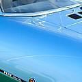 1971 Fiat Dino 2.4 Side Emblem by Jill Reger