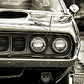 1971 Plymouth Cuda 383 by Gordon Dean II