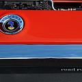 1972 Plymouth Road Runner Hood Emblem by Jill Reger