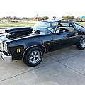 1976 Chevy Malibu Modified Muscle Car by Big E tv Photography