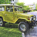 1976 Toyota Landcruiser by Dale Powell