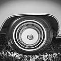 1978 Cadillac Eldorado Bw by Rich Franco