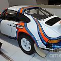 1978 Porsche 911 Sc by Paul Fearn