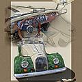 1987 Morgan Plus8 4.5 Litre by Roger Beltz
