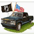 1988 Chevrolet M I A Tribute by Jack Pumphrey