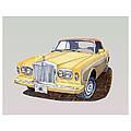 1988 Rolls  Royce's Corniche Convertible  by Jack Pumphrey