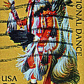1996 Native American Stamp by Bill Owen
