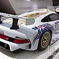 1996 Porsche 911 Gt1 by Paul Fearn