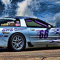 1997 Corvette by Sylvia Thornton