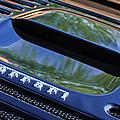 1997 Ferrari F 355 Spider Rear Emblem -117c by Jill Reger