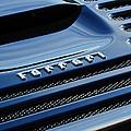 1997 Ferrari F 355 Spider Rear Emblem -153c by Jill Reger