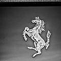 1997 Ferrari F 355 Spider Taillight Emblem -135bw by Jill Reger