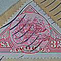 1997 Pacific Stagecoach Stamp by Bill Owen