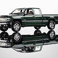 1999 Chevy Silverado Truck by Robert Mollett