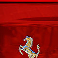 1999 Ferrari 550 Maranello Emblem -651c by Jill Reger