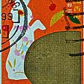 1999 Hong Kong Lunar New Year Stamp by Bill Owen