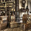 19th Century General Store by George Argento