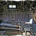 19th Century Miner's Cabin - Montana by Daniel Hagerman