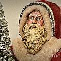 19th Century Santa Claus by Nadalyn Larsen