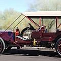 1907 Panhard Et Levassor by Jill Reger