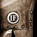 1913 Isotta Fraschini Tipo Im Emblem by Jill Reger